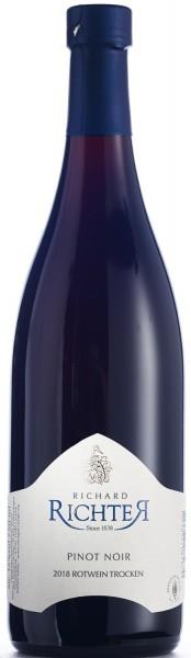 2018 Pinot Noir Spätburgunder Rotwein trocken
