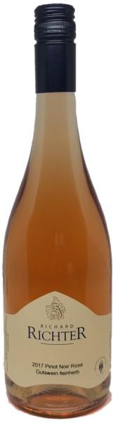 2018 Pinot Noir Rosé Gutswein feinherb